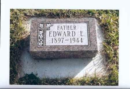 KOEPPLIN, EDWARD E. - McIntosh County, North Dakota   EDWARD E. KOEPPLIN - North Dakota Gravestone Photos