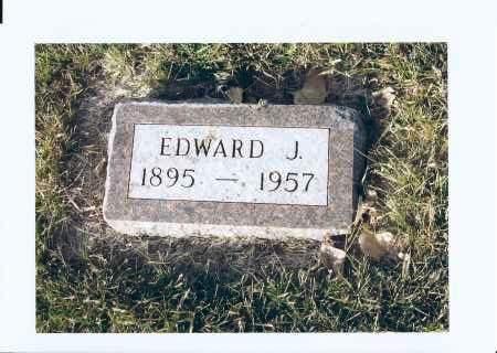 KOEPPLIN, EDWARD J. - McIntosh County, North Dakota   EDWARD J. KOEPPLIN - North Dakota Gravestone Photos
