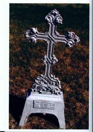 LACHER, FRANZ - McIntosh County, North Dakota | FRANZ LACHER - North Dakota Gravestone Photos