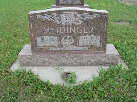 MEIDINGER 200, STANLEY E. - McIntosh County, North Dakota | STANLEY E. MEIDINGER 200 - North Dakota Gravestone Photos