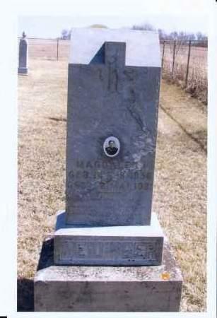 BENDER MEIDINGER, MAGDALENA - McIntosh County, North Dakota   MAGDALENA BENDER MEIDINGER - North Dakota Gravestone Photos