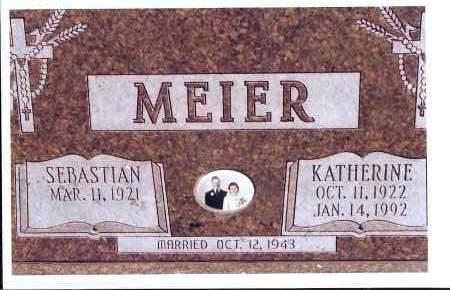MEIER, KATHERINE - McIntosh County, North Dakota | KATHERINE MEIER - North Dakota Gravestone Photos