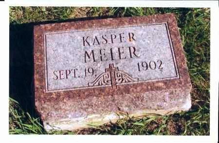 MEIER, KASPER - McIntosh County, North Dakota | KASPER MEIER - North Dakota Gravestone Photos