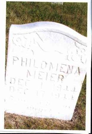 MEIER, PHILOMENA - McIntosh County, North Dakota | PHILOMENA MEIER - North Dakota Gravestone Photos