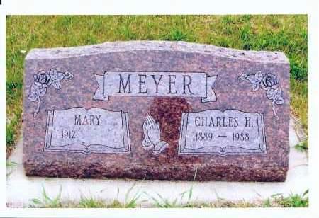 MEYER, MARY M. - McIntosh County, North Dakota | MARY M. MEYER - North Dakota Gravestone Photos