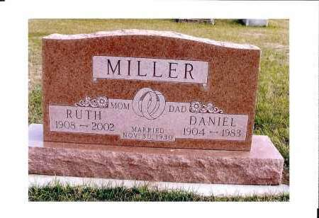 BREITLING MILLER, RUTH - McIntosh County, North Dakota | RUTH BREITLING MILLER - North Dakota Gravestone Photos
