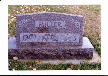 MILLER, ELIZABETH - McIntosh County, North Dakota | ELIZABETH MILLER - North Dakota Gravestone Photos