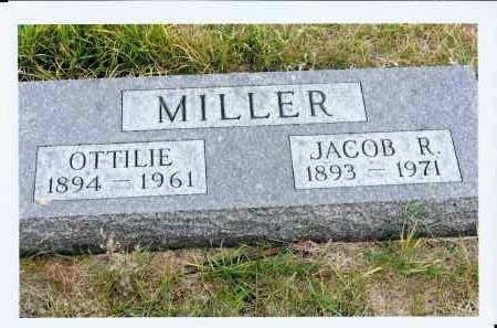 MILLER, JACOB R. - McIntosh County, North Dakota | JACOB R. MILLER - North Dakota Gravestone Photos