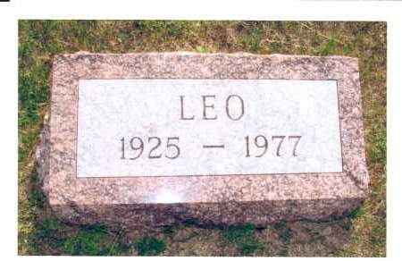 MILLER, LEO - McIntosh County, North Dakota | LEO MILLER - North Dakota Gravestone Photos