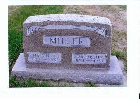 MILLER, MARGARETHA - McIntosh County, North Dakota | MARGARETHA MILLER - North Dakota Gravestone Photos