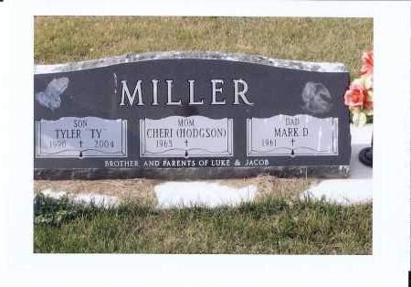 "MILLER, TYLER ""TY"" - McIntosh County, North Dakota | TYLER ""TY"" MILLER - North Dakota Gravestone Photos"