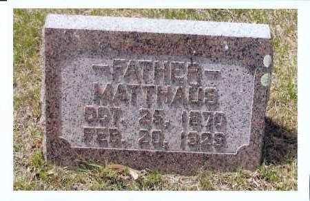 NITSCHKE, MATTHAUS - McIntosh County, North Dakota   MATTHAUS NITSCHKE - North Dakota Gravestone Photos