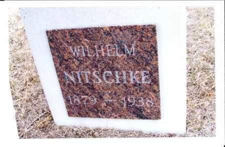 NITSCHKE, WILHELM - McIntosh County, North Dakota | WILHELM NITSCHKE - North Dakota Gravestone Photos