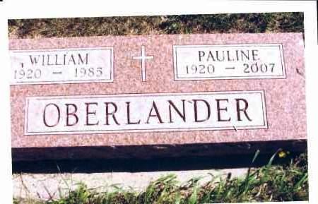 OBERLANDER, WILLIAM - McIntosh County, North Dakota | WILLIAM OBERLANDER - North Dakota Gravestone Photos