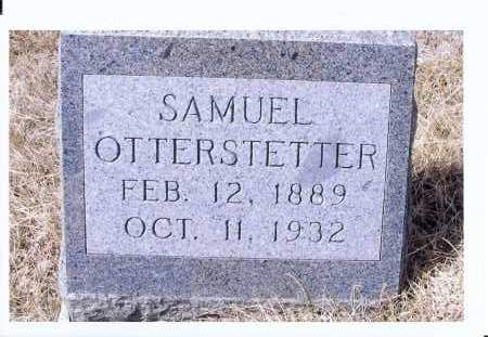 OTTERSTETTER, SAMUEL - McIntosh County, North Dakota | SAMUEL OTTERSTETTER - North Dakota Gravestone Photos