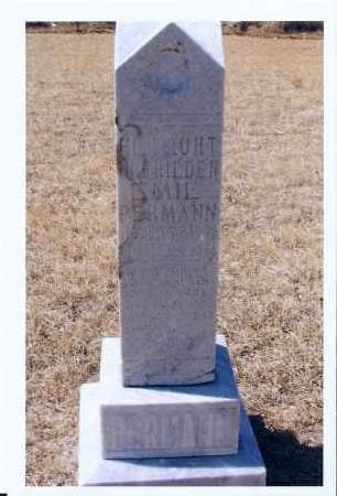 PERMANN, EMIL - McIntosh County, North Dakota   EMIL PERMANN - North Dakota Gravestone Photos
