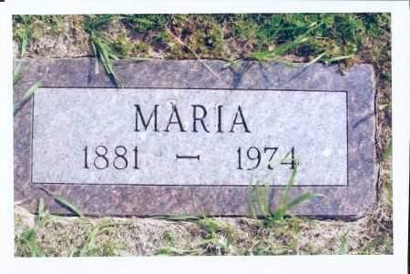 STADEL PFEIFLE, MARIA - McIntosh County, North Dakota | MARIA STADEL PFEIFLE - North Dakota Gravestone Photos