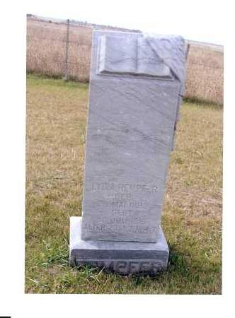 REMPFER, LYDIA - McIntosh County, North Dakota   LYDIA REMPFER - North Dakota Gravestone Photos