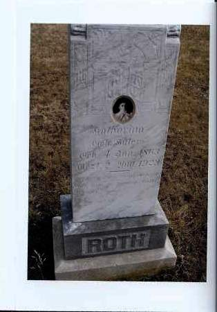 HUETHER ROTH, KATHARINA - McIntosh County, North Dakota | KATHARINA HUETHER ROTH - North Dakota Gravestone Photos