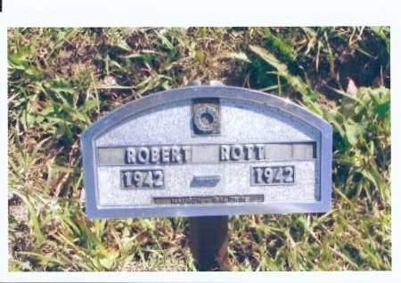 ROTT, ROBERT - McIntosh County, North Dakota | ROBERT ROTT - North Dakota Gravestone Photos