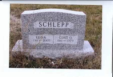 SCHLEPP, GUST O. - McIntosh County, North Dakota | GUST O. SCHLEPP - North Dakota Gravestone Photos