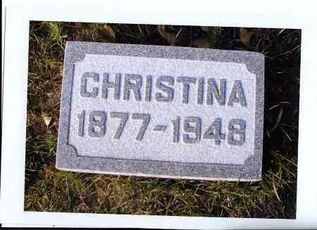 SCHNABEL, CHRISTINA - McIntosh County, North Dakota | CHRISTINA SCHNABEL - North Dakota Gravestone Photos