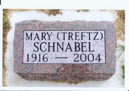 SCHNABEL, MARY - McIntosh County, North Dakota | MARY SCHNABEL - North Dakota Gravestone Photos