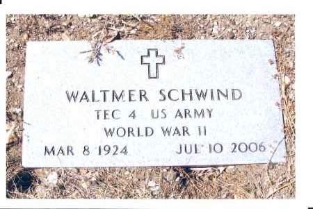 SCHWIND, WALTMER - McIntosh County, North Dakota | WALTMER SCHWIND - North Dakota Gravestone Photos