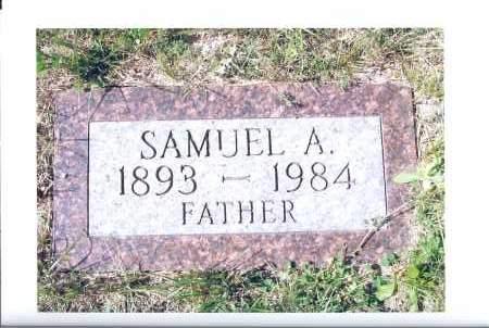 STADING, SAMUEL A. - McIntosh County, North Dakota | SAMUEL A. STADING - North Dakota Gravestone Photos
