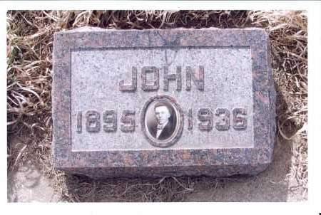 STEINWANDT, JOHN - McIntosh County, North Dakota | JOHN STEINWANDT - North Dakota Gravestone Photos
