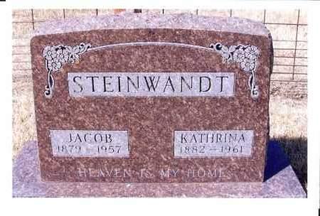 STEINWANDT, KATHRINA - McIntosh County, North Dakota   KATHRINA STEINWANDT - North Dakota Gravestone Photos