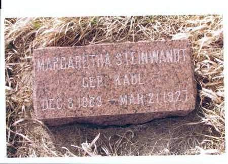 STEINWANDT, MARGARETHA - McIntosh County, North Dakota | MARGARETHA STEINWANDT - North Dakota Gravestone Photos