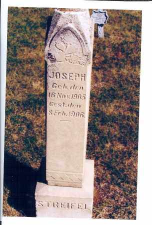 STREIFEL, JOSEPH - McIntosh County, North Dakota | JOSEPH STREIFEL - North Dakota Gravestone Photos