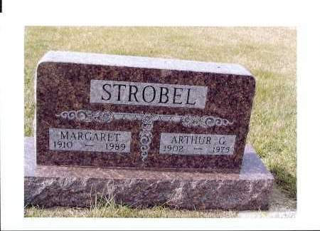 STROBEL, ARTHUR G. - McIntosh County, North Dakota | ARTHUR G. STROBEL - North Dakota Gravestone Photos
