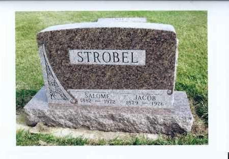 STROBEL, SALOME - McIntosh County, North Dakota | SALOME STROBEL - North Dakota Gravestone Photos