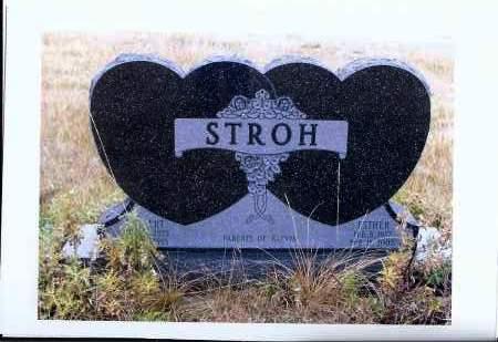 ROTSCHKE STROH, ESTHER - McIntosh County, North Dakota | ESTHER ROTSCHKE STROH - North Dakota Gravestone Photos