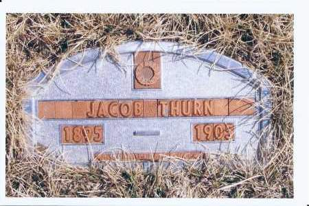 THURN, JACOB - McIntosh County, North Dakota | JACOB THURN - North Dakota Gravestone Photos