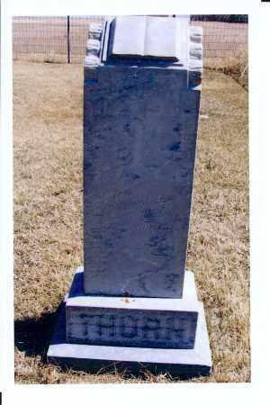 THURN, ROSINA - McIntosh County, North Dakota   ROSINA THURN - North Dakota Gravestone Photos