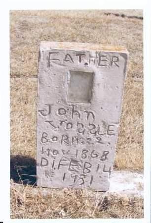 VOSSLER, JOHN - McIntosh County, North Dakota | JOHN VOSSLER - North Dakota Gravestone Photos
