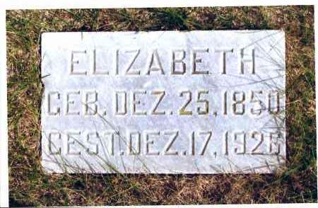 SCHWEITZER WALD, ELIZABETH - McIntosh County, North Dakota | ELIZABETH SCHWEITZER WALD - North Dakota Gravestone Photos