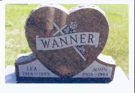 WANNER, JOHN - McIntosh County, North Dakota | JOHN WANNER - North Dakota Gravestone Photos