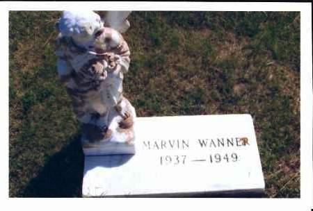 WANNER, MARVIN - McIntosh County, North Dakota | MARVIN WANNER - North Dakota Gravestone Photos