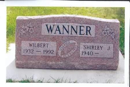 WANNER, WILBERT - McIntosh County, North Dakota | WILBERT WANNER - North Dakota Gravestone Photos