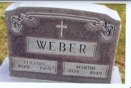 WEBER, MARTIN - McIntosh County, North Dakota | MARTIN WEBER - North Dakota Gravestone Photos