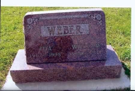 WEBER, WILLIAM - McIntosh County, North Dakota | WILLIAM WEBER - North Dakota Gravestone Photos