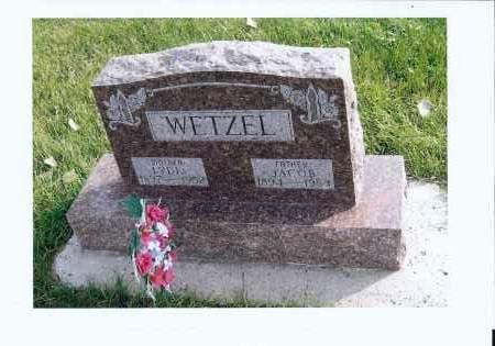 JENNER WETZEL, LYDIA - McIntosh County, North Dakota   LYDIA JENNER WETZEL - North Dakota Gravestone Photos