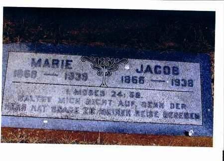 WOESZNER, JACOB - McIntosh County, North Dakota | JACOB WOESZNER - North Dakota Gravestone Photos