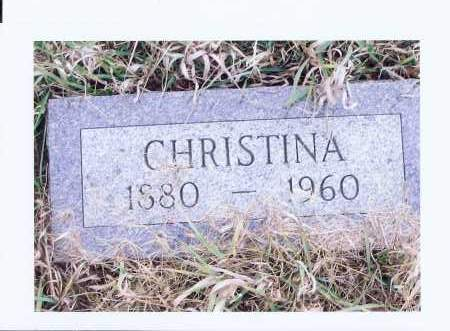 WOLFF, CHRISTINA - McIntosh County, North Dakota | CHRISTINA WOLFF - North Dakota Gravestone Photos