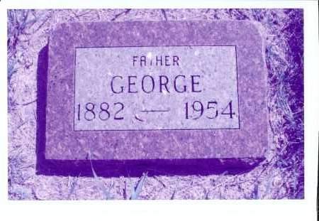 WOLFF, GEORGE - McIntosh County, North Dakota   GEORGE WOLFF - North Dakota Gravestone Photos