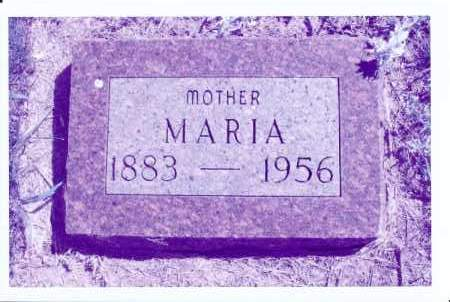 WOLFF, MARIA - McIntosh County, North Dakota | MARIA WOLFF - North Dakota Gravestone Photos